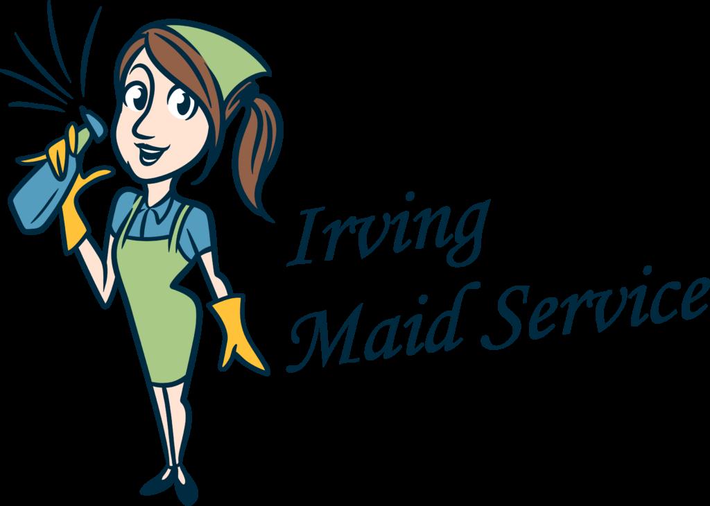 irving maid service logo